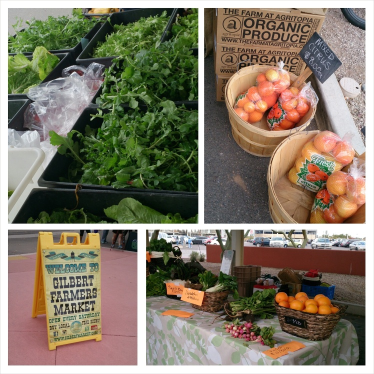 Gilbert's Farmer's Market - Gilbert, Arizona